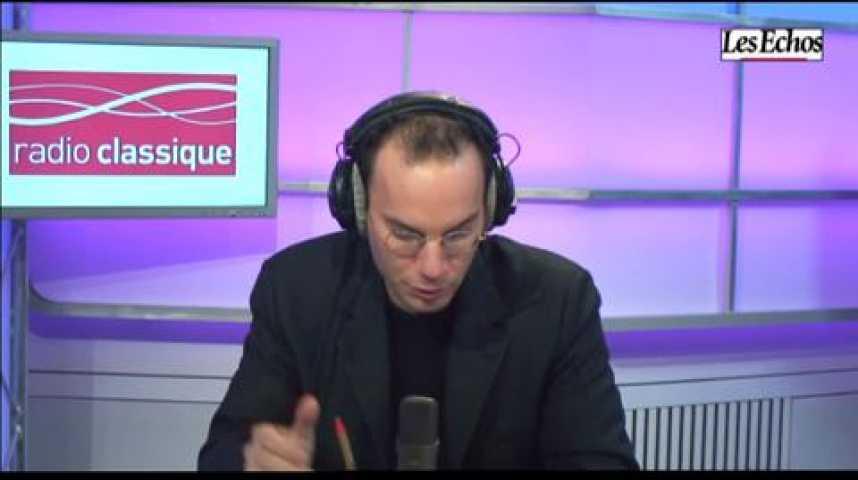 Illustration pour la vidéo L'invité business : Bruno Patino (France Télévisions)
