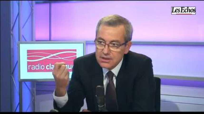 Illustration pour la vidéo L'invité business : Jean-Pierre Clamadieu (Medef)
