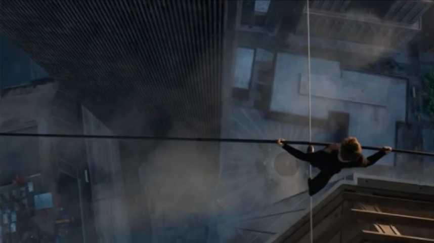 """Illustration pour la vidéo Au cinéma cette semaine : """"The walk"""", à voir... pour les 30 dernières minutes..."""