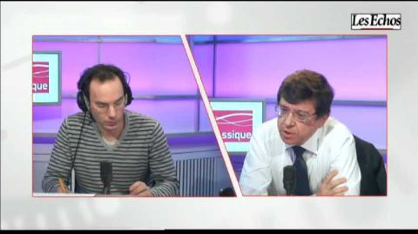 Illustration pour la vidéo L'invité de l'économie : Pascal Roché, DG de la Générale de Santé