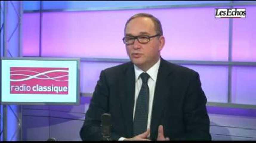 Illustration pour la vidéo L'invité business : Jean-Yves Gillet (Fond Stratégique d'Investissement)