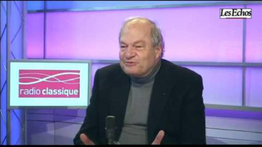 Illustration pour la vidéo L'invité business : Jean-Pierre Maulny (IRIS)