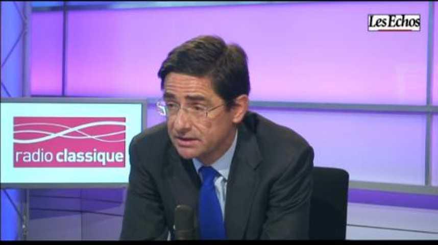 Illustration pour la vidéo L'invité de l'Economie : Nicolas Dufourq, Directeur général de la BPI