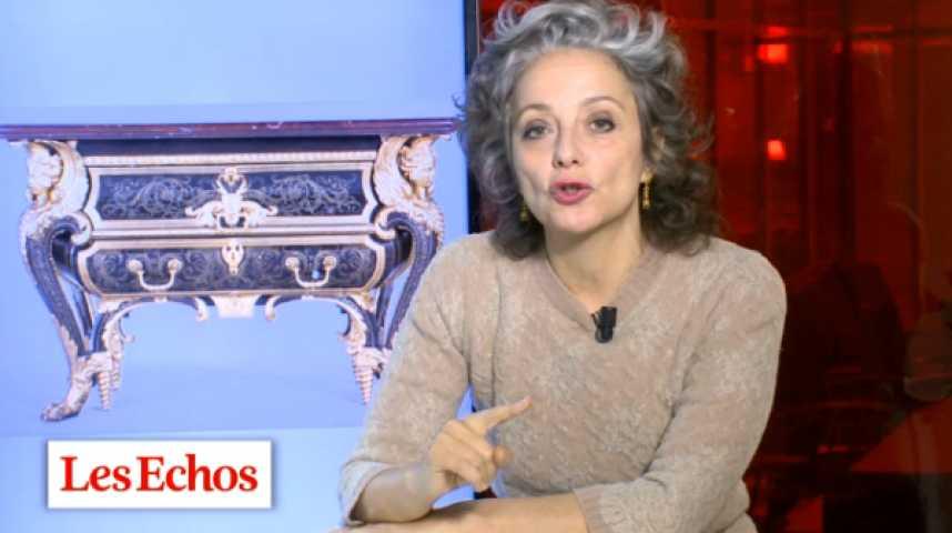 Illustration pour la vidéo Versailles enfin meublé