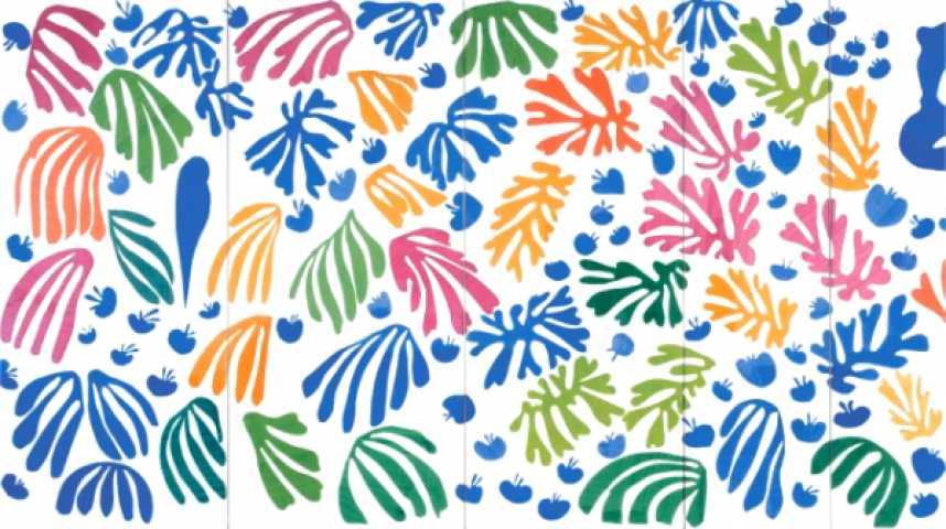 Illustration pour la vidéo Matisse : sublime production des dernières années