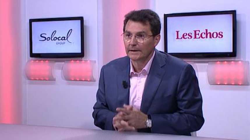 """Illustration pour la vidéo Olivier Roussat (Bouygues Telecom): """"La dette ne fait pas peur à Patrick Drahi"""""""