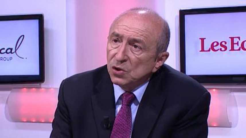 """Illustration pour la vidéo Gérard Collomb: """"Le PS doit changer s'il veut rester en phase avec le monde contemporain"""""""