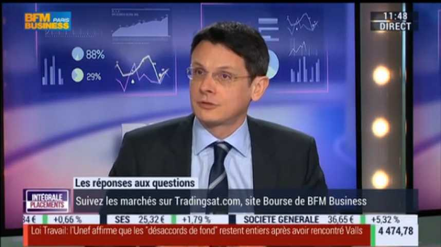 Illustration pour la vidéo GTT, Mid & Small Caps, EDF, Blue Solutions, Saft, Introductions en bourse.