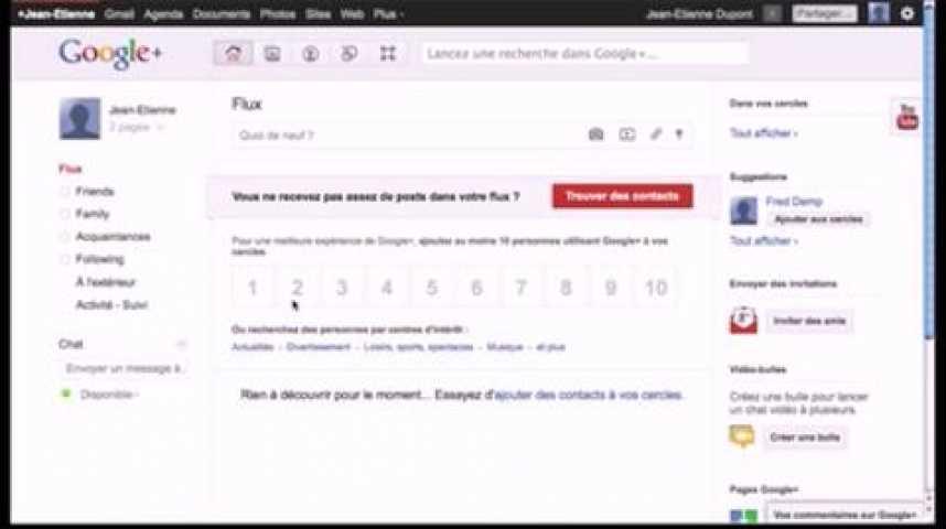 Illustration pour la vidéo Créer sa page entreprise dans Google+