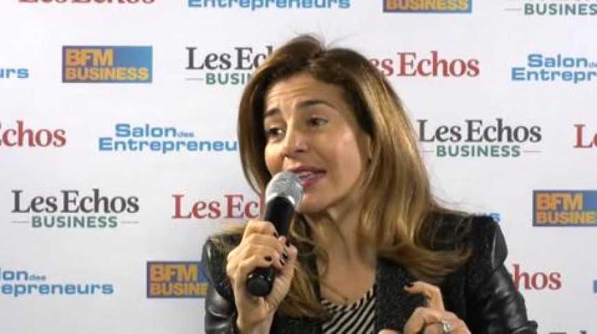 Illustration pour la vidéo Diaa ELYAACOUBI Présidente - Esprits d'Entreprises