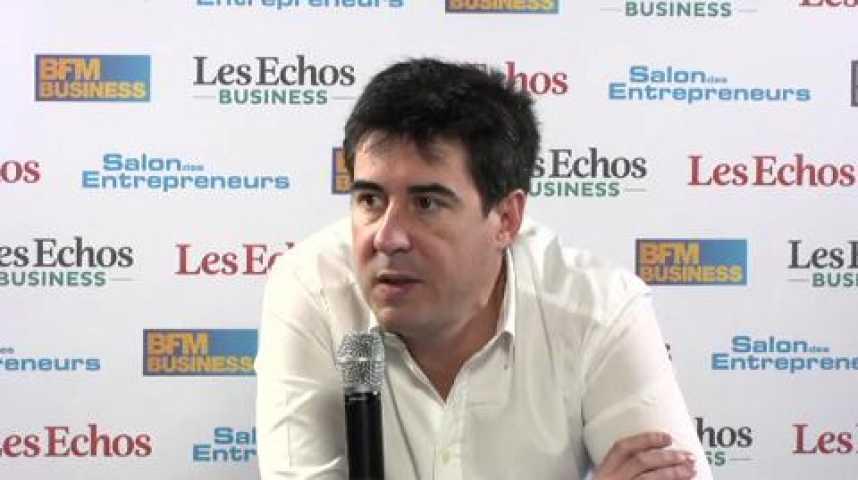 Illustration pour la vidéo Olivier AIZAC Co-fondateur - Leboncoin.fr