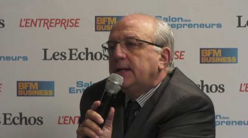 Illustration pour la vidéo Hugues Sibille : les enjeux de l'Economie sociale et solidaire