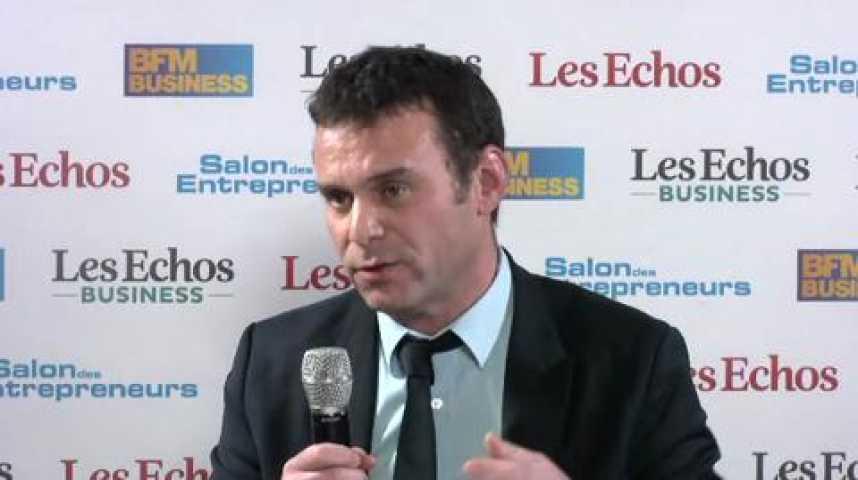 Illustration pour la vidéo Julien TOKARZ Président - Conseil Régional de l'Ordre des Experts-Comptables Paris Ile-de-France