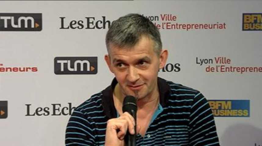 Illustration pour la vidéo Jean-François Poubane, Dirigeant de Trotekala (Lauréat du concours LVE)