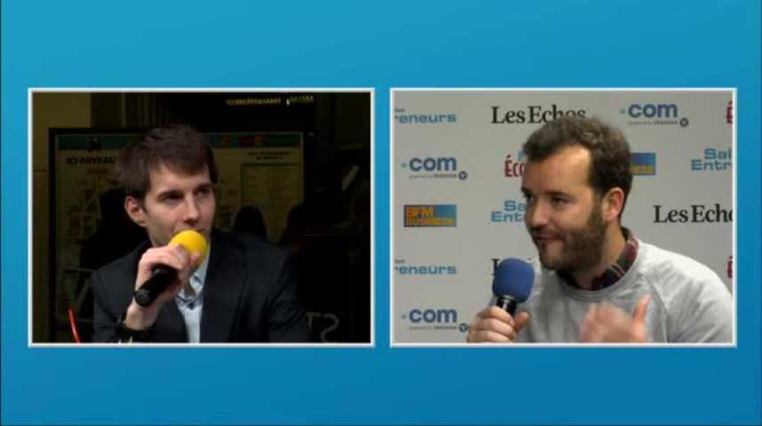 Illustration pour la vidéo Nicolas ROHR (Faguo), positif après les déclaration de Manuel Valls