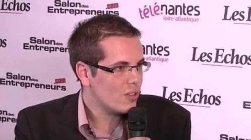 Illustration pour la vidéo Parcours d'entrepreneurs : Thierry Congard (Proservia) et Vincent Le Gouallec (Vigicorp)