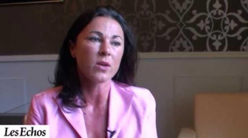 Illustration pour la vidéo Parcours d'entrepreneur : Virginie Monnier-Fleury (UFast)