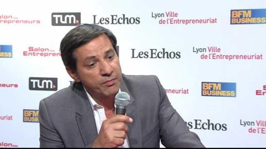 Illustration pour la vidéo Eric Amar, Vice-Président de la CCI Marseille Provence