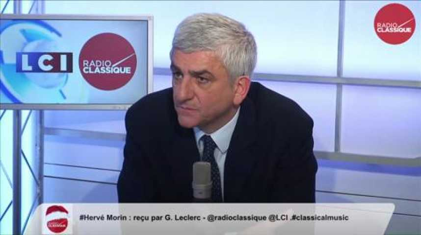 Illustration pour la vidéo Hervé Morin, « Nous avons besoin d'avoir un unique candidat à l'élection présidentielle pour l'opposition républicaine. »