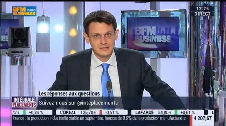 Illustration pour la vidéo Total Gabon, Montupet, AB Science, Alstom, Edenred, Secteur Bancaire,  Agenda de la semaine.