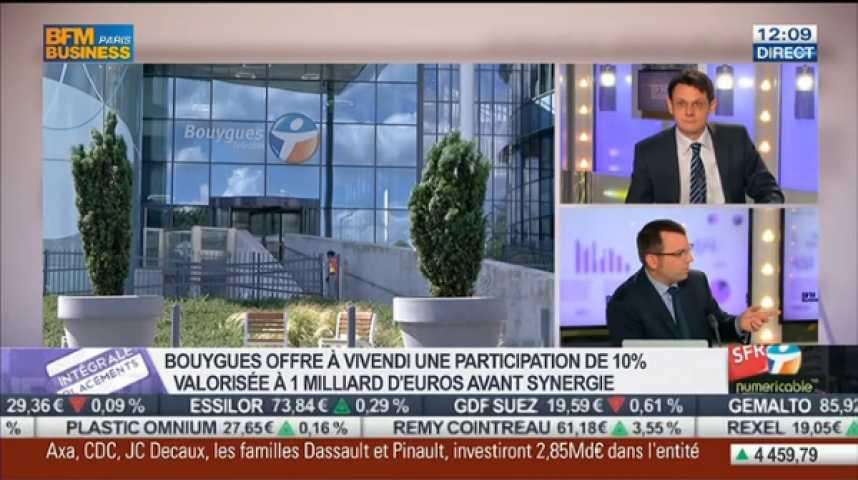 Illustration pour la vidéo Nouvelle offre de Bouygues sur SFR  (Vidéo N°2)