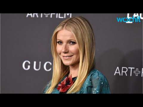 Actress Gwyneth Paltrow Thinks A Healthy Sex Life Is Important