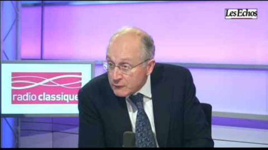 Illustration pour la vidéo L'invité de l'économie : Philippe Wahl (Banque Postale)