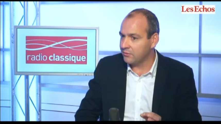 """Illustration pour la vidéo Laurent Berger (CFDT) : """"Ce qui nous manque, c'est une vraie réforme fiscale"""""""