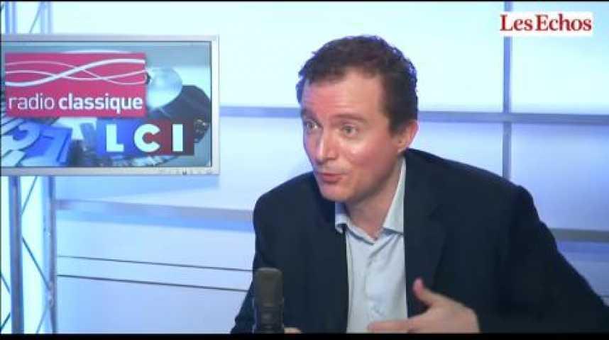 """Illustration pour la vidéo Augustin Landier : """"Il faut désintoxiquer la France de son obsession industrielle"""""""