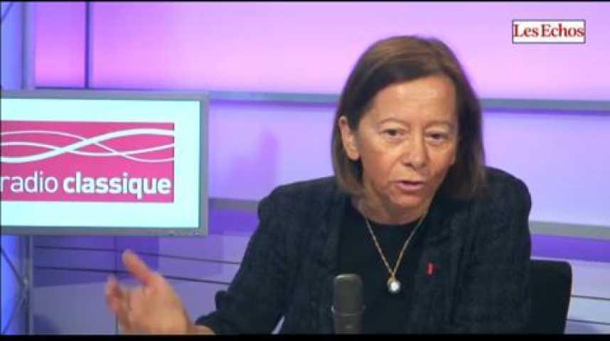 Illustration pour la vidéo Dominique Senequier à propos des panneaux solaires : La France a un peu trop d'a-priori pseudo idéologiques