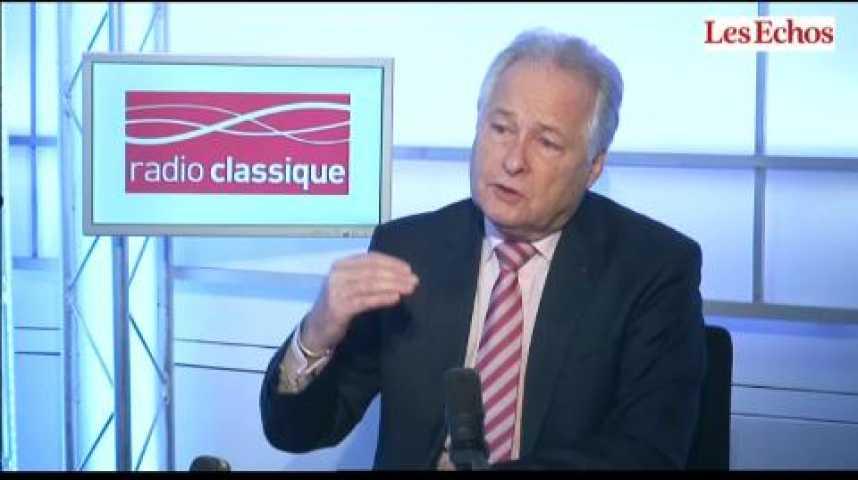 Illustration pour la vidéo Jean-François Roubaud, président de la Confédération générale des petites et moyennes entreprises