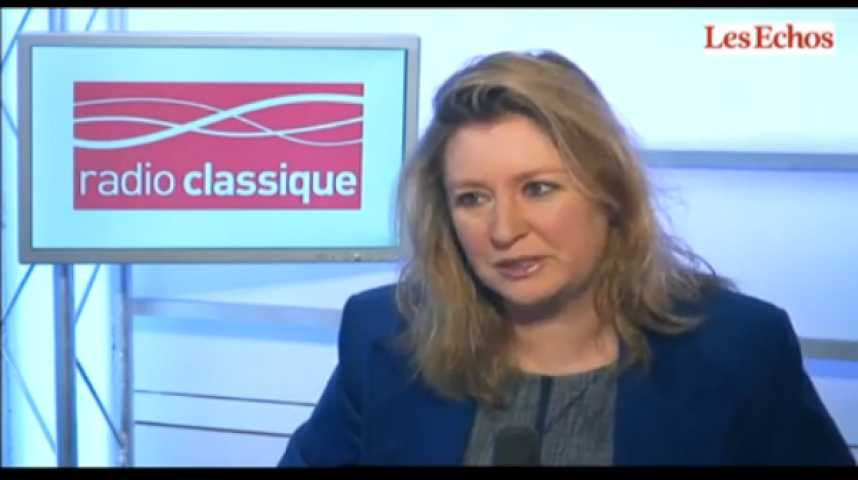 Illustration pour la vidéo Carole Couvert, Présidente de la CFE-CGC