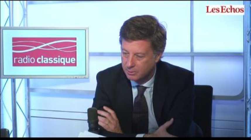 Illustration pour la vidéo Sébastien Bazin, président directeur général d'Accor