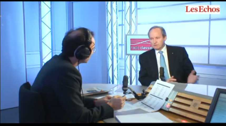 Illustration pour la vidéo Jérôme Stoll, directeur général délégué à la performance de Renault, invité de l'économie