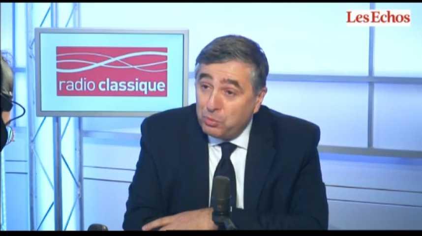 Illustration pour la vidéo Jean-François Cirelli, Vice-PDG de GDF Suez, invité de l'économie