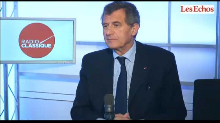 Illustration pour la vidéo Jean-Cyril Spinetta, ancien Président du Conseil de surveillance d'Areva