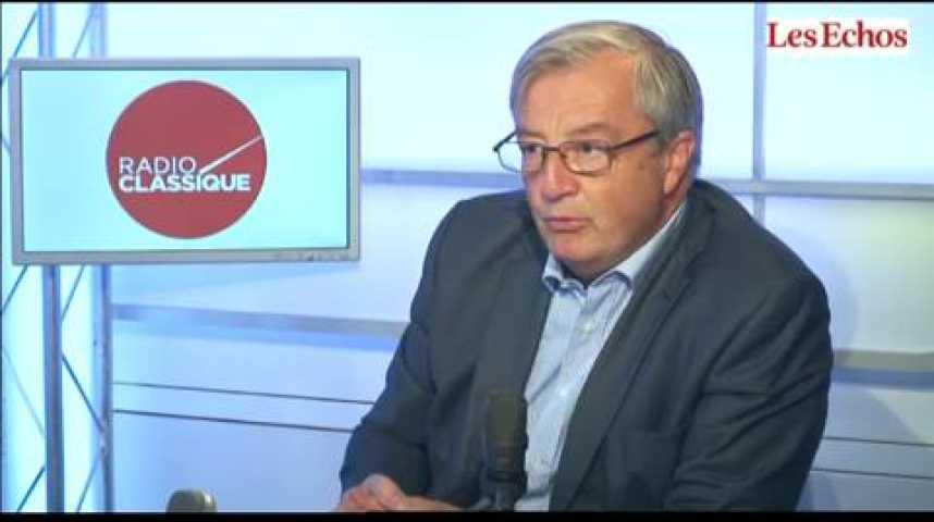 Illustration pour la vidéo Vincent Montagne, président du Syndicat National de l'Edition.