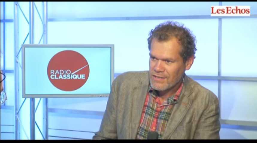 Illustration pour la vidéo Guillaume Nusse PDG de Clairefontaine-Rhodia
