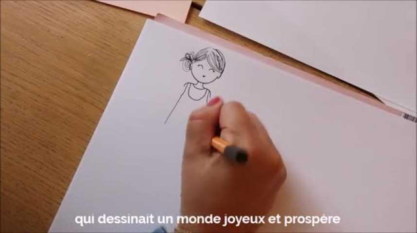 Illustration pour la vidéo Cécotine