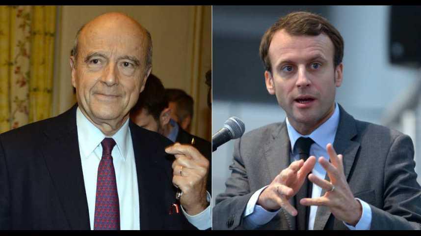 Illustration pour la vidéo Juppé et Macron dominent toujours le classement des personnalités politiques préférées des Français