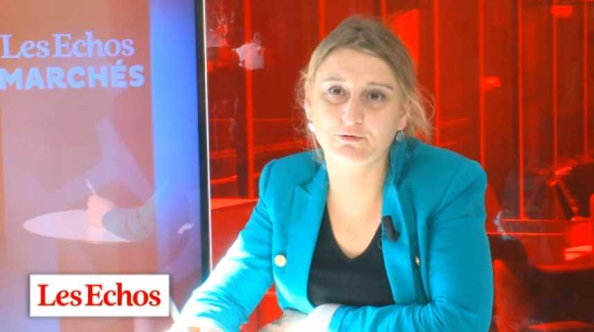 Illustration pour la vidéo CAC 40 : 48 milliards d'euros de profits en 2013, l'analyse de Marina Alcaraz