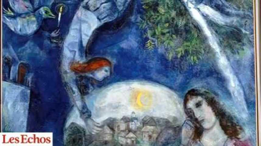 Illustration pour la vidéo Marc Chagall entre Guerre et Paix au Musée du Luxembourg
