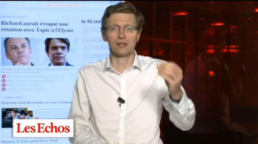 Illustration pour la vidéo Arbitrage Tapie : les trois nouveaux éléments qui relancent l'affaire