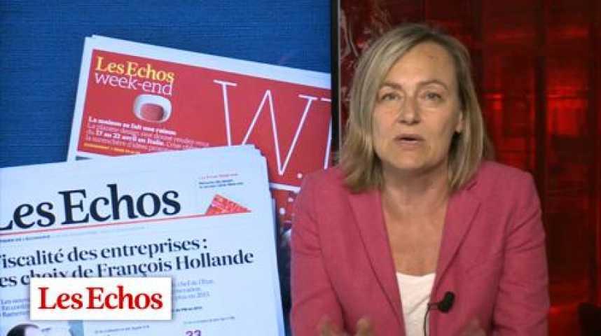 """Illustration pour la vidéo Dailymotion-Yahoo! : """"Deux ministres qui n'ont plus rien à perdre"""" par Cécile Cornudet"""