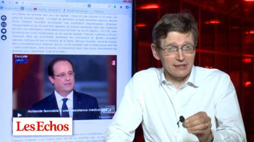 Illustration pour la vidéo Conférence de presse de François Hollande : le diable est dans les détails