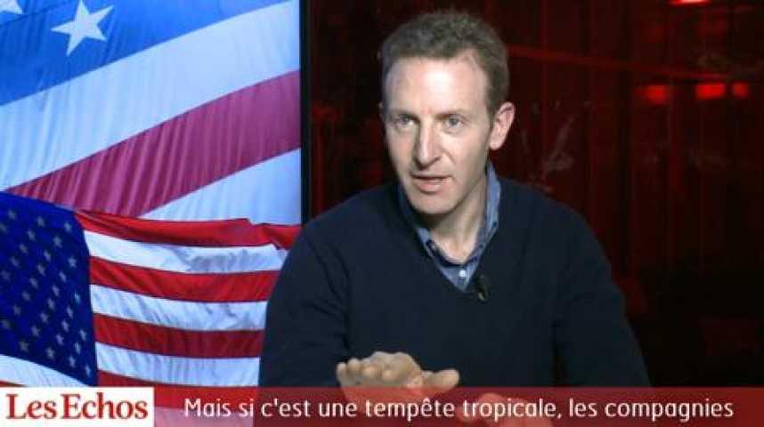 """Illustration pour la vidéo D. Mcclain : """"Sandy, c'est maintenant une décision politique"""""""