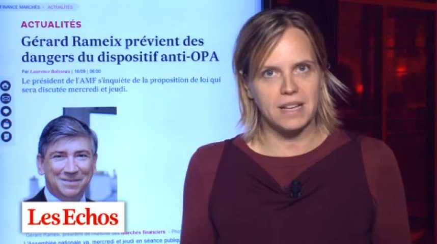 Illustration pour la vidéo Projet de loi anti-OPA : quelles sont les conséquences ?