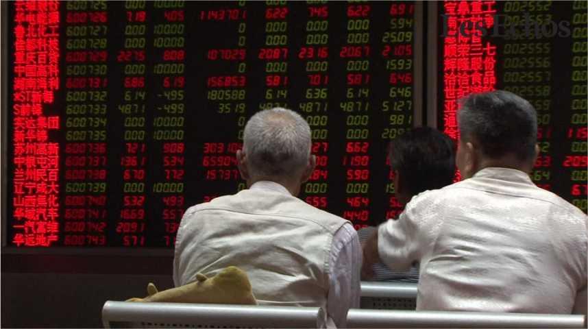 Illustration pour la vidéo Les marchés financiers en chute libre : les raisons de la colère