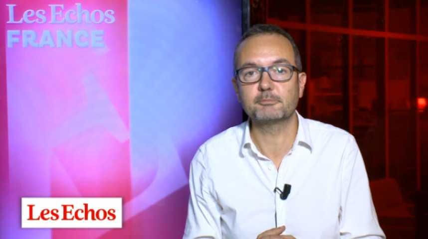 Illustration pour la vidéo Le moral des patrons français reprend quelques couleurs