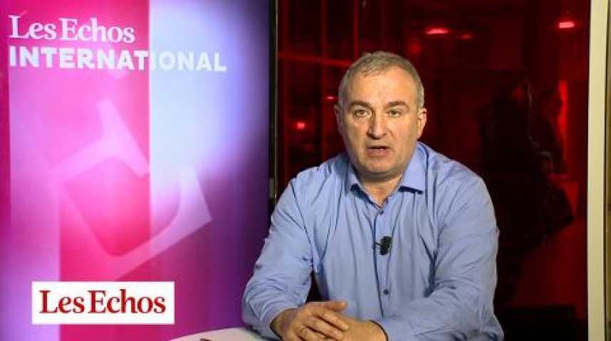 Illustration pour la vidéo Y. Bourdillon : «L'économie russe part en vrille»